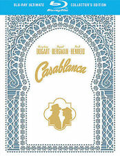Casablanca (Two-Disc Ultimate Collector's Edition) [Blu-ray] NEW!