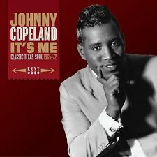 JOHNNY COPELAND It's Me - Classic Texas Soul 1965-72 NEW 2x CD (KENT) 60s 70s