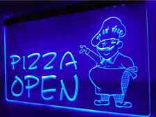 Pizza Open Led Sign Food Italian Fast Food Light Sign Neon Lamp Restaurant new
