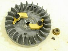 McCULLOCH CHAINSAW TIMBER BEAR 20 60013414 FLYWHEEL NUT AND KEY