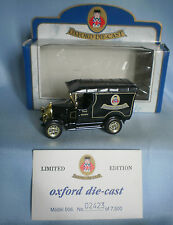 OXFORD DIE-CAST METAL REPLICA  Ref: 006 - LIMITED EDITION - WITH BOX - VINTAGE