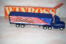 1988 Ford Aeroforce Coast to Coast Challenge Winross Diecast  Trailer Truck