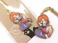 Golden Acrylic straps charm: RWBY Nora Valkyrie Anime