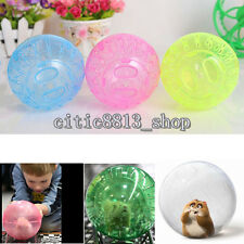 1Pc Pet Rodent Mice Jogging Hamster Gerbil Rat Play Toy Plastic Exercise Ball CI