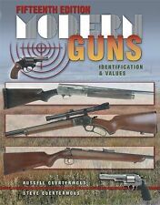 MODERN GUNS IDENTIFICATION AND VALUES-FIFTEENTH EDITION-A COLLECTOR MUST HAVE!