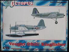 OCTOPUS 72025 - Vought OS2U Kingfisher - 1:72 - Flugzeug Modellbausatz - Kit