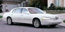 Lincoln: Town Car Cartier Sedan 4-Door