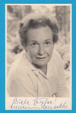 Annemarie Hanschke (Anne-Marie Hanschke)  Rosen-Resli / Der dunkle Stern 13267