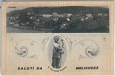 CARTOLINA d'Epoca -  Reggio Calabria  provincia - Melicuccà