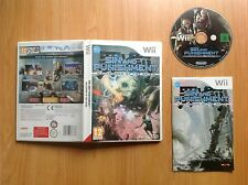 Sin and Punishement (WII/game/ver. EUR)