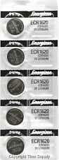 5 pcs 1620 Energizer Watch Batteries CR1620 CR 1620 3V Lithium Battery 0%HG