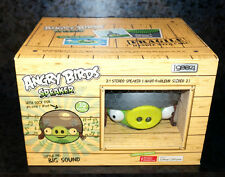 ANGRY BIRDS BIG SPEAKER GEAR4 PIG 30 Watts MP3 Docking Station Ipod Iphone Ipad