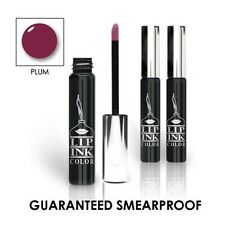 Lip Ink ® SOMBRA DE OJOS GEL Plum-Ciruela impermeable