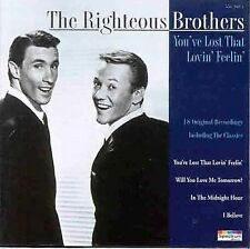 The Righteous Brothers: Unchained Melody  Audio Cassette