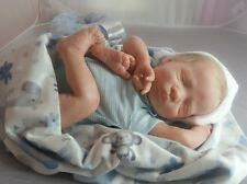 Real Looking New Born Baby Doll - Presley by reborn Artist Jamie Atwood