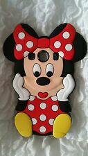 ES- PHONECASEONLINE FUNDA S MINNIE RED PARA SAMSUNG GALAXY ACE 4 G357