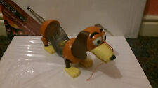 LARGE - Toy Story Pull Along Slinky Dog - Pixar - Disney good condition