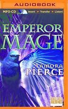 The Immortals: Emperor Mage 3 by Tamora Pierce (2015, MP3 CD, Unabridged)
