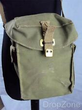 British Military LII Light MKII Gas Mask / Respirator Haversack / Case  / Bag