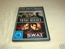 Best of Hollywood: Total Recall / S.W.A.T. - Die Spezialeinheit (2 DVDs)
