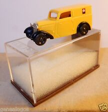 MICRO BREKINA HO 1/87 DKW F7 POSTES SUISSES SWISS POST PTT SUISSE IN BOX