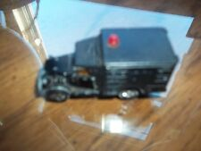 VINTAGE TOMICA: 1978 BLACK TOYOTA S.W.A.T. TRUCK