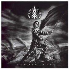 Revolution - Lacrimosa (2012, CD NEU) 7273619753268