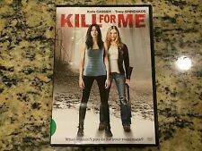 KILL FOR ME OOP DVD! 2013 KATIE CASSIDY, DONAL LOGUE, KILLER DECEITFUL ROOMMATE!