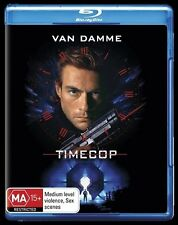 Timecop - blu ray NEW and REGION FREE