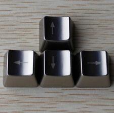 Reemplazo de zinc-metal Conjunto de Flecha Teclas Para Teclado mecánico Cherry MX