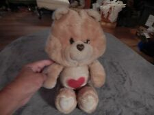 Original Plush Care Bear--Tenderheart--the leader