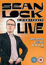 Sean Lock - Lockipedia Live (DVD, 2010)