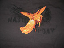Haste The Day Band T Shirt Youth Large 14-16 Christian Metalcore Carmel IN Metal