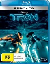 Tron - Legacy (Blu-ray, 2011, 2-Disc Set)