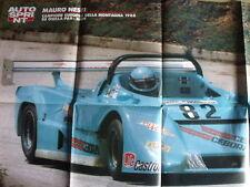 Poster 80x55 - OSELLA PA9 - BMW MAURO NESTI 1988  [AS3] -17