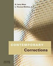 G, Contemporary Corrections (with InfoTrac), Winfree, Jr.  L. Thomas, Mays, G. L