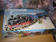 (SRH) 4000 Eisenbahn Set Personenwagen Dampflok Spur G auch für LGB OVP