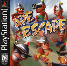 Ape Escape - PS1 PS2 Playstation Game Complete