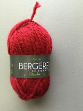 Bergere de France Alaska wool blend yarn, Pivoine, 60 yards