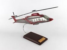 Bell 525 Relentless Medium Lift Helicopter Desk Top Display Copter 1/40 Model