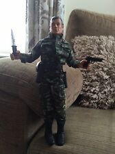 Hasbro 1993 Action Man style Solidier Doll