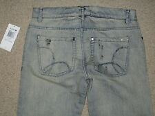 Hurley Size 1 Billie Jean Destroyed Womens Jeans New With Tags Measure Long L 33