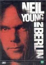 NEIL YOUNG DVD - LIVE IN BERLIN (New & Sealed)