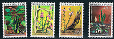 Burkino Faso SC875-878 Legumes and Cereals MNH 1989