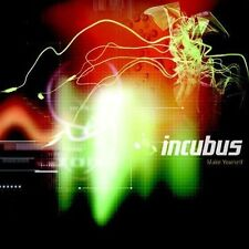 INCUBUS - MAKE YOURSELF - CD SIGILLATO 1999