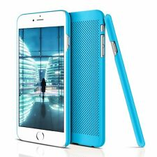 iPhone 6/6S Case Cover Protective Anti-scratch Mesh Flexible (Blue)