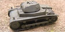 MGM 80-197 1/72 Resin WWII German Panzer II Ausf. a (SD. Kfz. 121)