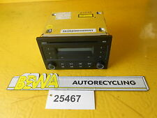 Autorradio/CD VW Polo 9n3 6q0035152 nº 25467