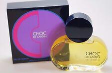 CHOC de CARDIN 100 ml Eau de Parfum EdP Splash Neu / OVP