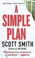 A Simple Plan Smith, Scott Mass Market Paperback